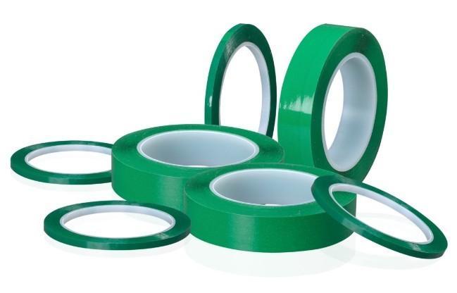 草绿色锂电池专用终止胶带